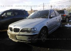 2004 BMW 325 - WBAET37404NJ81467 Right View