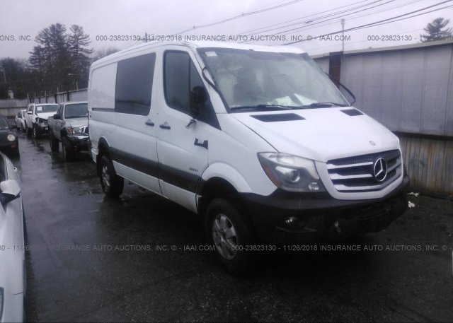 Inventory #814548077 2015 Mercedes-benz SPRINTER