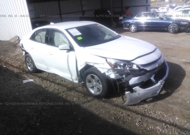 Inventory #273295448 2016 Chevrolet MALIBU LIMITED