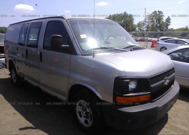 Inventory #942956445 2003 Chevrolet EXPRESS G1500