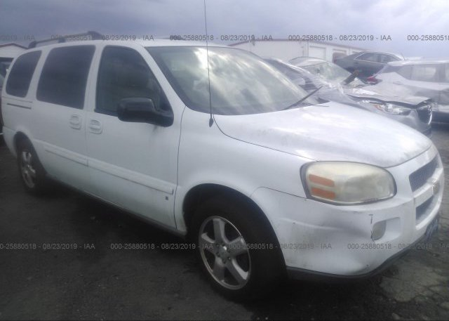 Inventory #937372532 2008 Chevrolet UPLANDER
