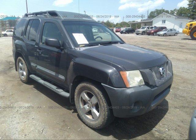 Inventory #704711925 2005 Nissan XTERRA