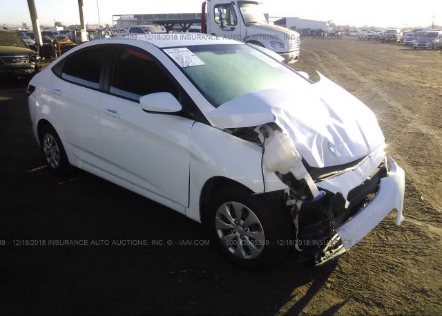 Inventory #170683370 2016 HYUNDAI ACCENT