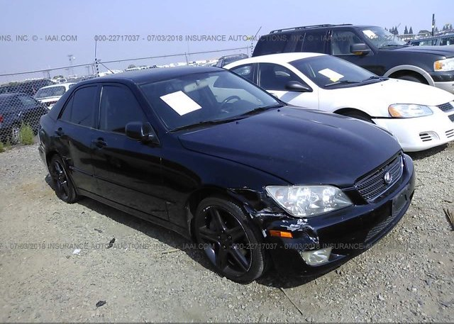Inventory #252342414 2002 Lexus IS