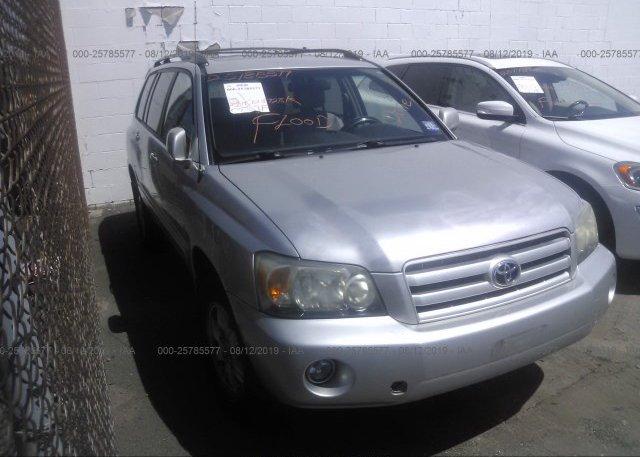 Inventory #880831564 2007 Toyota HIGHLANDER