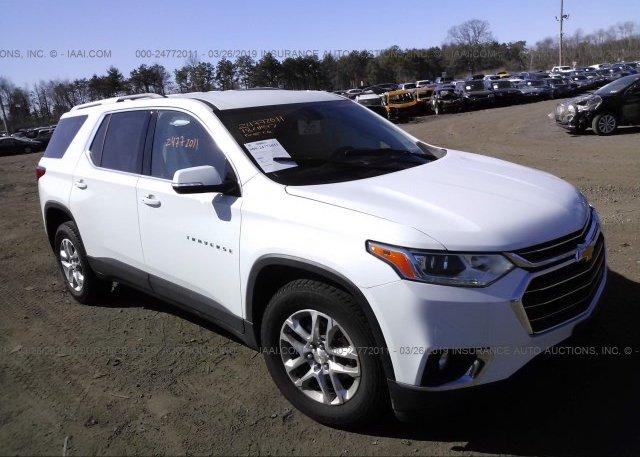 Inventory #532737156 2018 Chevrolet TRAVERSE