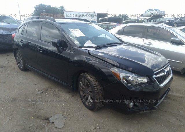 Inventory #166975287 2015 Subaru IMPREZA