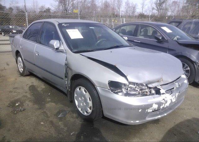 Inventory #938995158 2000 Honda ACCORD