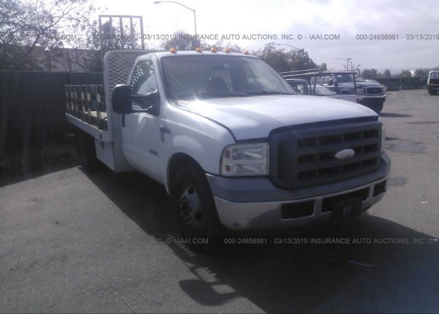 Inventory #869888108 2005 FORD F350