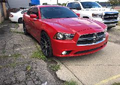 2014 Dodge CHARGER - 2C3CDXCT6EH239298 Left View