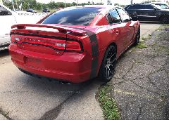 2014 Dodge CHARGER - 2C3CDXCT6EH239298 rear view