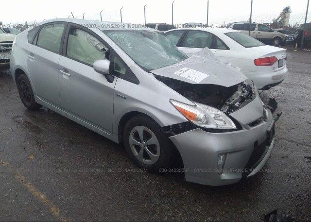 Inventory #738891698 2013 Toyota PRIUS