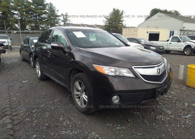 Inventory #280189460 2014 Acura RDX