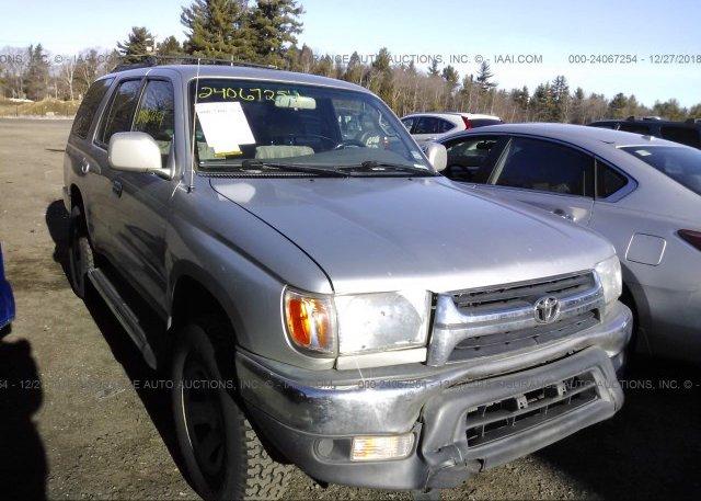 Inventory #183702806 2001 Toyota 4RUNNER