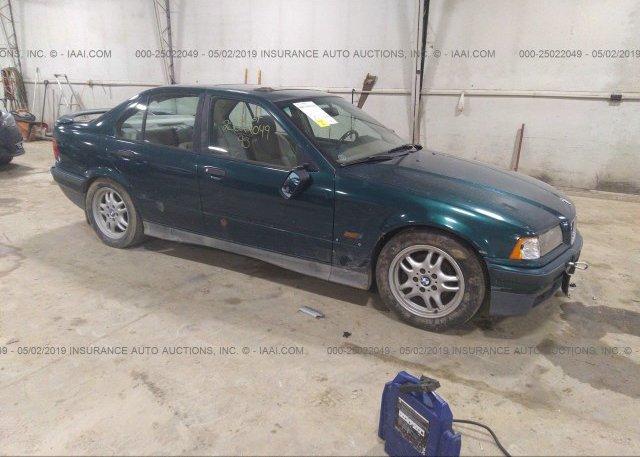 Inventory #810149718 1995 BMW 325