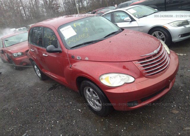 Inventory #164801033 2007 Chrysler PT CRUISER