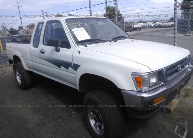 Inventory #898019827 1992 Toyota PICKUP