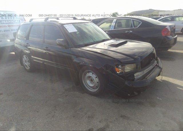 Inventory #879287541 2004 Subaru FORESTER