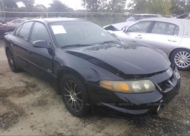 Inventory #223015070 2004 Pontiac BONNEVILLE