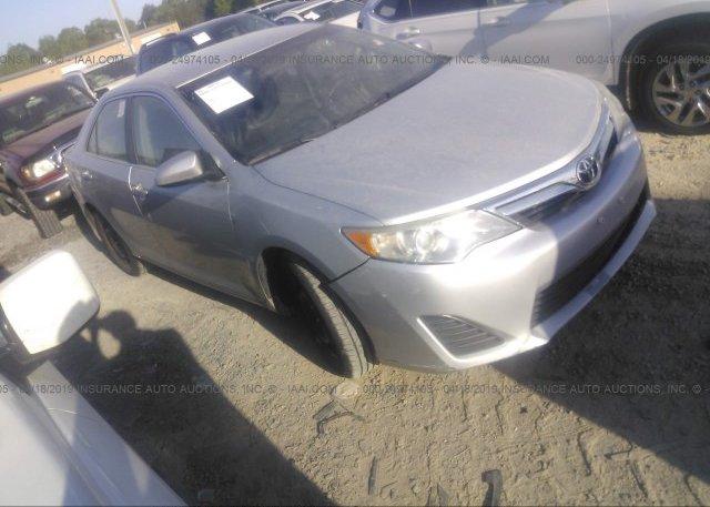 Inventory #949336312 2013 Toyota CAMRY
