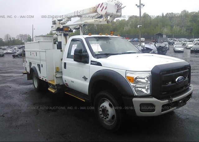 Inventory #137073734 2011 FORD F550