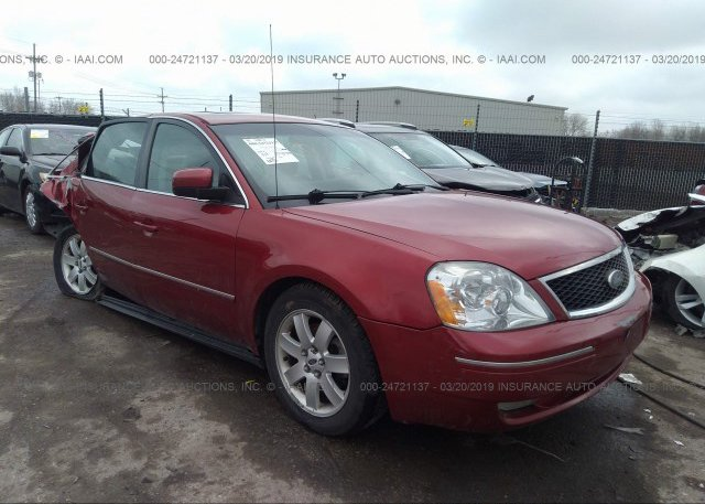 Inventory #225003709 2005 FORD FIVE HUNDRED