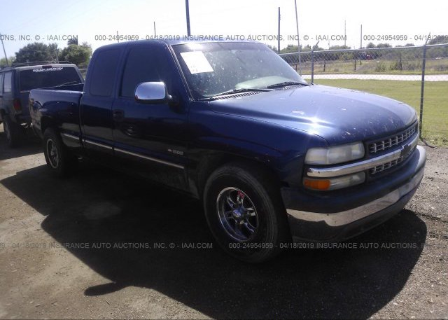 Inventory #356172189 2000 Chevrolet SILVERADO
