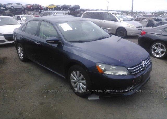 Inventory #930022063 2012 Volkswagen PASSAT