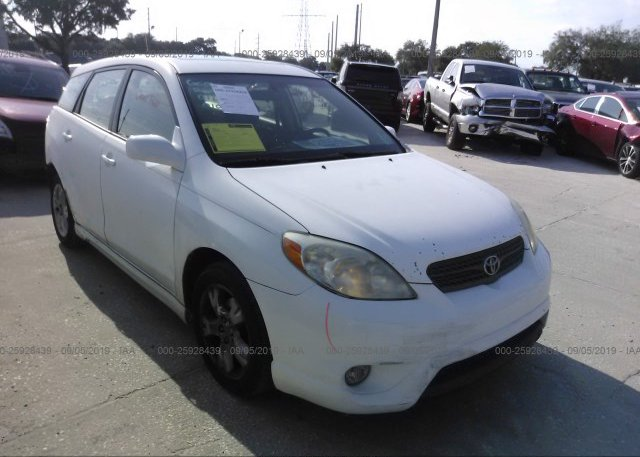 Inventory #384930620 2007 Toyota COROLLA MATRIX