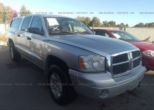 Inventory #860255455 2006 Dodge DAKOTA