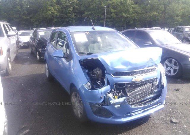 Inventory #261451217 2014 Chevrolet SPARK