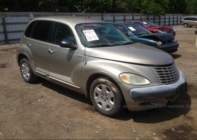 Inventory #621257362 2003 Chrysler PT CRUISER