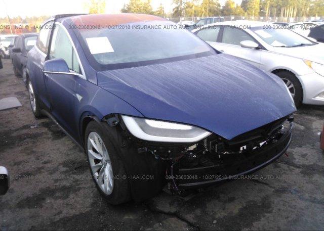 Inventory #648060641 2016 Tesla MODEL X