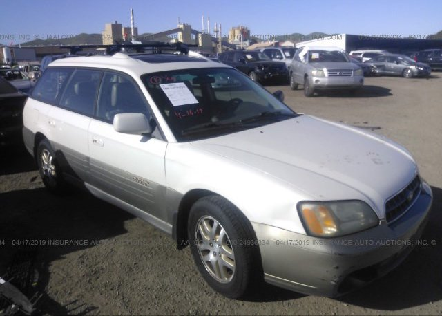 Inventory #673490183 2003 Subaru LEGACY