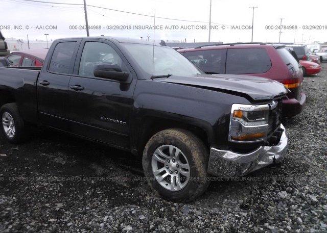 Inventory #158001299 2017 Chevrolet SILVERADO