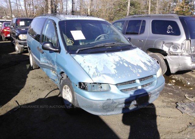 Inventory #333879284 1998 Dodge GRAND CARAVAN