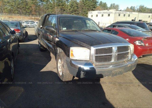 Inventory #433547784 2005 Dodge DAKOTA
