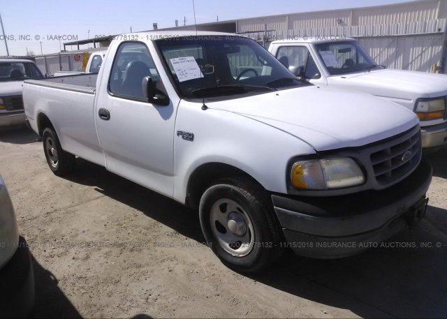 Inventory #933921275 2002 FORD F150