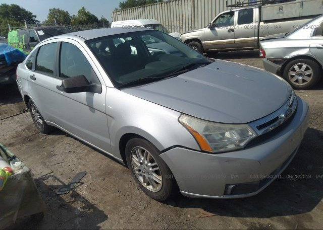 Inventory #944251853 2009 FORD FOCUS