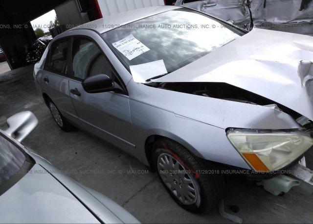 Inventory #413161376 2006 Honda ACCORD