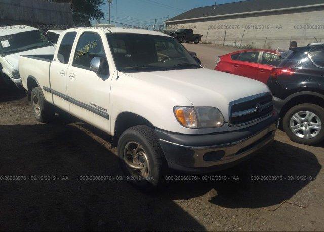 Inventory #574271487 2001 Toyota TUNDRA