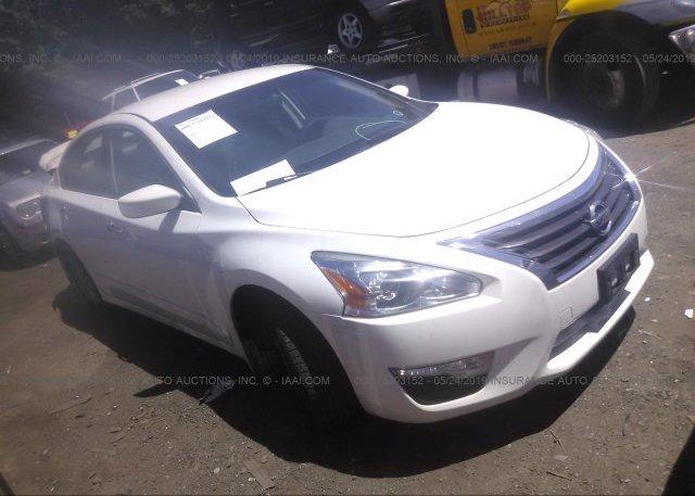 Inventory #227004050 2015 Nissan ALTIMA