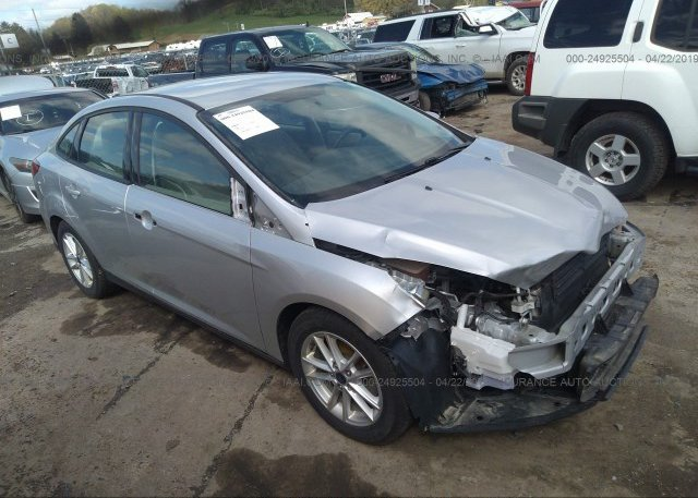 Inventory #603404410 2016 FORD FOCUS