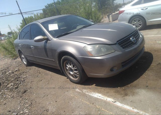 Inventory #780601287 2006 Nissan ALTIMA