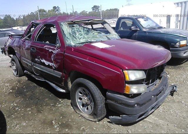 Inventory #205252212 2006 CHEVROLET SILVERADO