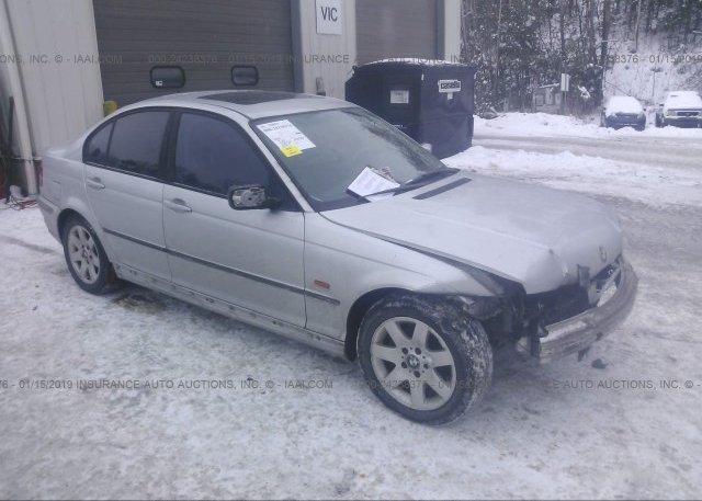 Inventory #183421359 2000 BMW 323