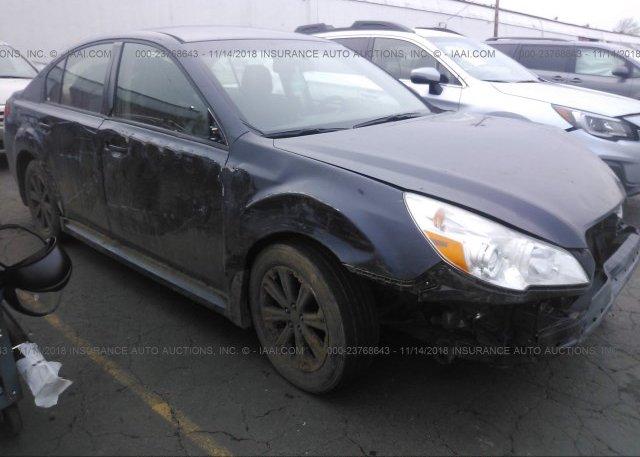 Inventory #200682387 2012 Subaru LEGACY