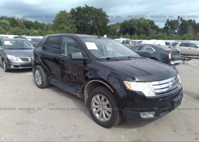 Inventory #711460296 2007 FORD EDGE