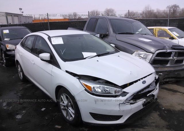Inventory #262645093 2016 FORD FOCUS