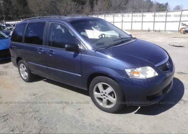 Inventory #594342239 2003 Mazda MPV